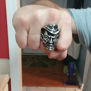 Jewelry - Mens Freddy Kruger ring